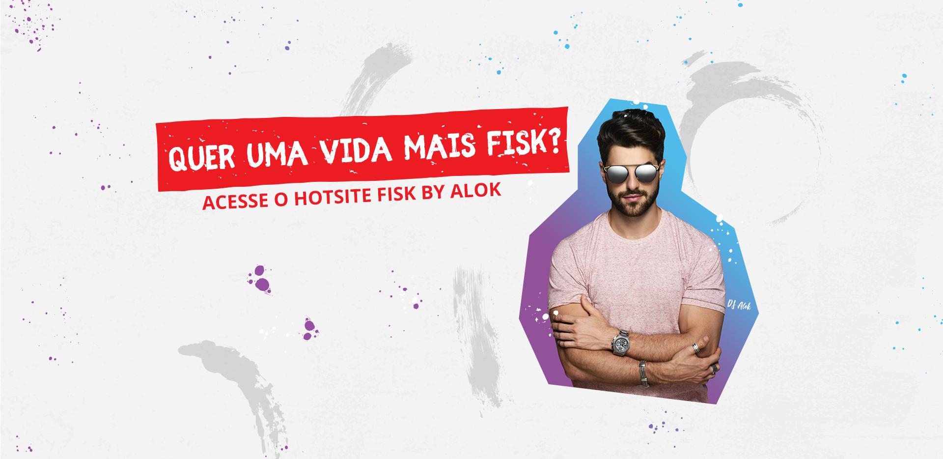 Fisk Inglês e Espanhol - Fisk Your Life