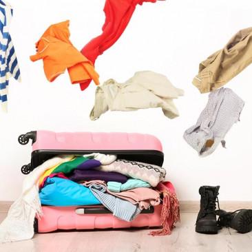6 dicas infalíveis para fazer suas malas