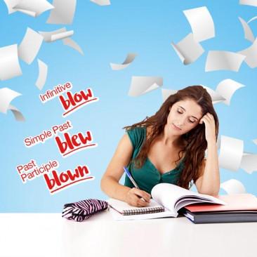 Lista de verbos irregulares em inglês