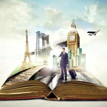 Viagens literárias: histórias e lugares para visitar!