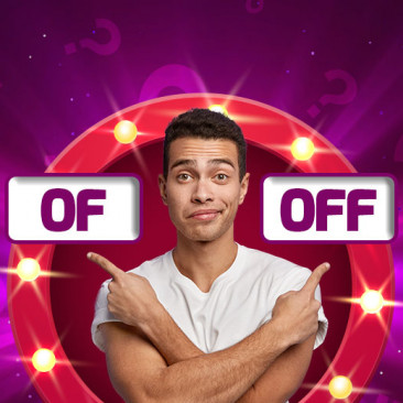 """Qual é a diferença entre """"of"""" e """"off""""?"""