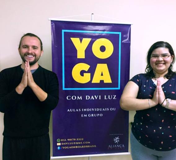 Fisk Caçapava e Taubaté - Workshop de Yoga em Inglês