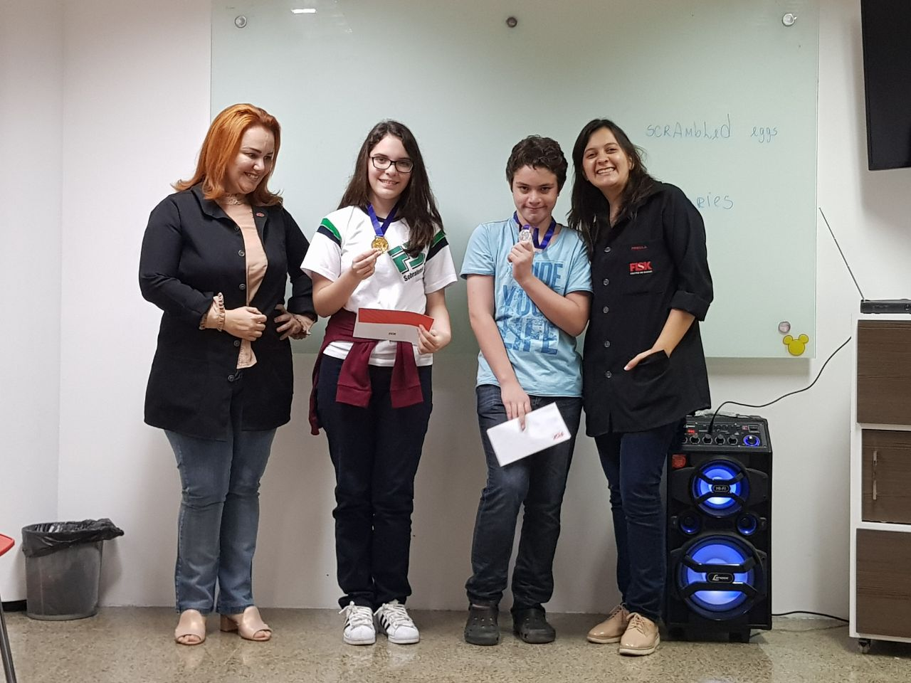 Fisk Sobral/CE - Spelling Bee.