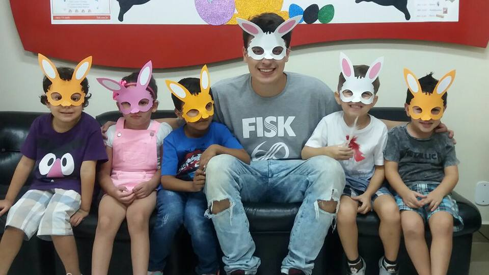 Fisk Vila Formosa - Happy Easter
