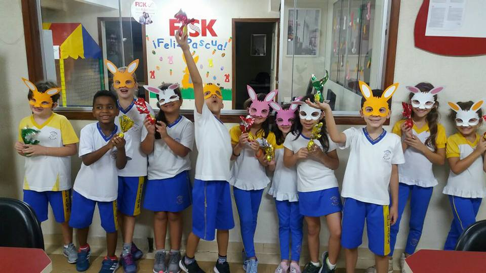 Fisk Vila Formosa - Happy Easter