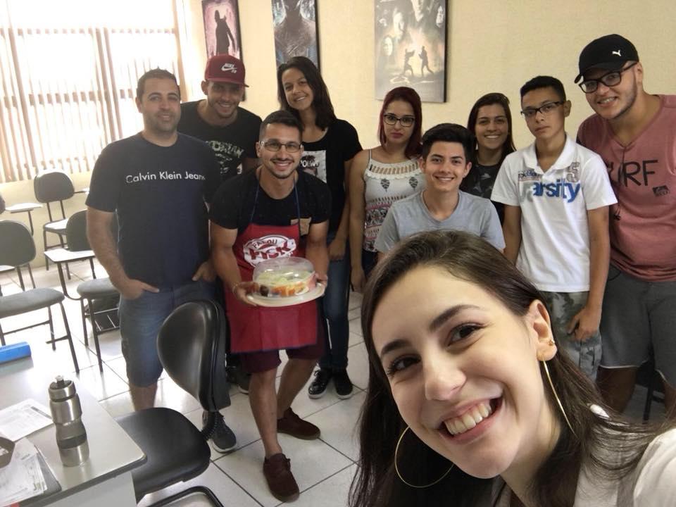 Fisk Caçapava e Taubaté/ SP - Projeto Masterchef