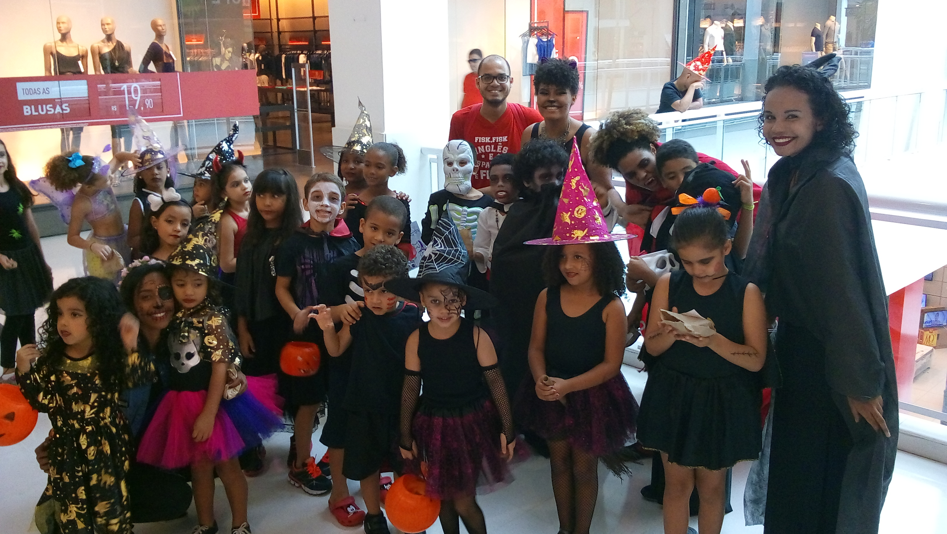 Fisk Salvador/BA - Halloween Fisk Shopping Bela Vista