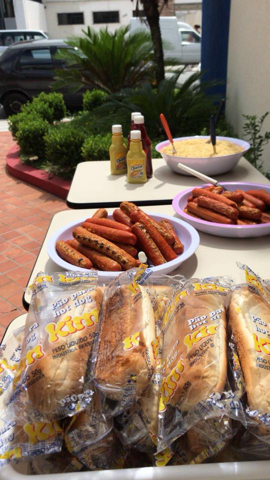 Suzano/ SP - American Barbecue Fisk Suzano