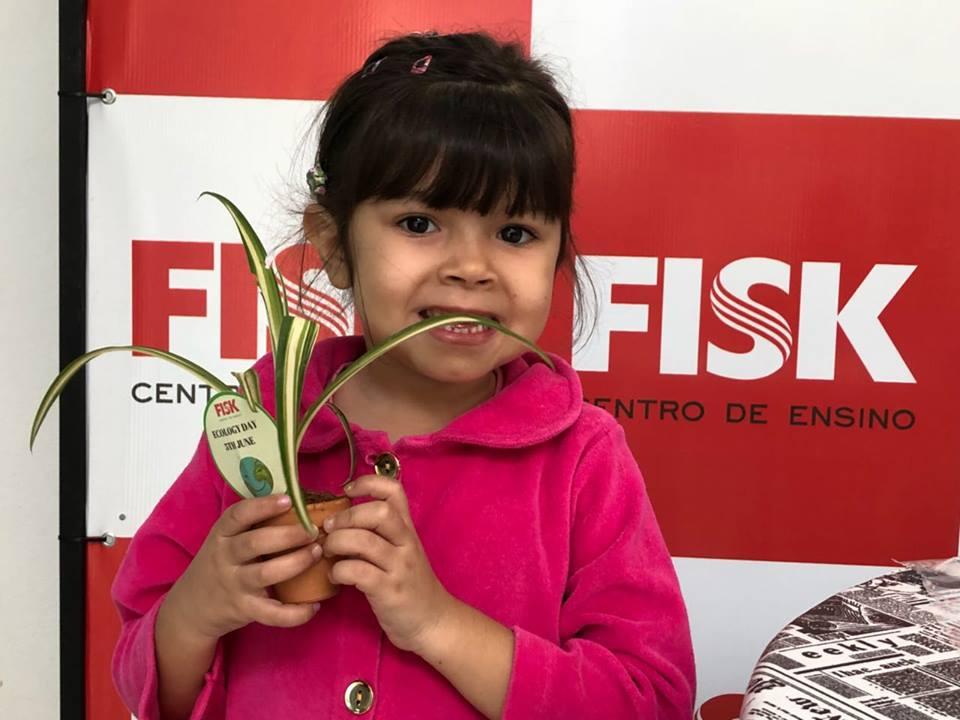 FISK TAUBATÉ/ SP - Ecology Day