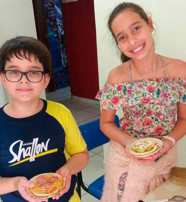 Fisk Goiânia 2/GO – Semana da Criança