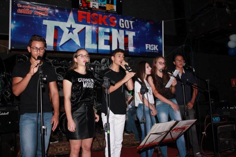 Fisk Querência/MT - Fisk's got talent