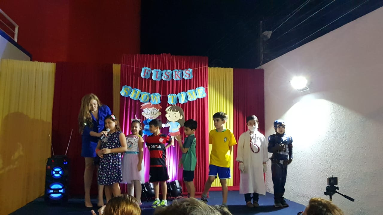 Fisk Sobral/ CE: Fisk's Show Time