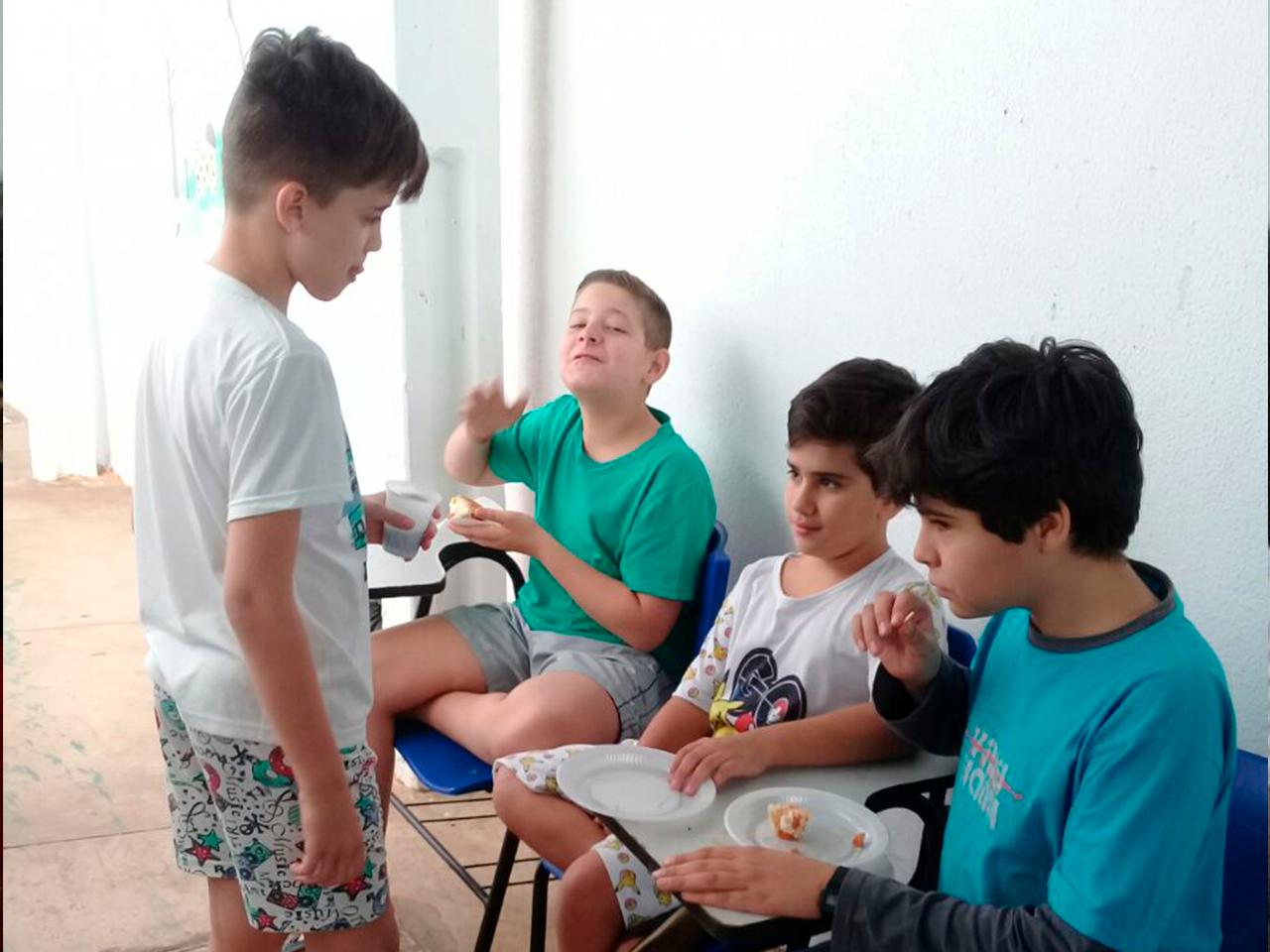 Fisk Goiânia 2/GO – Pajama Paty