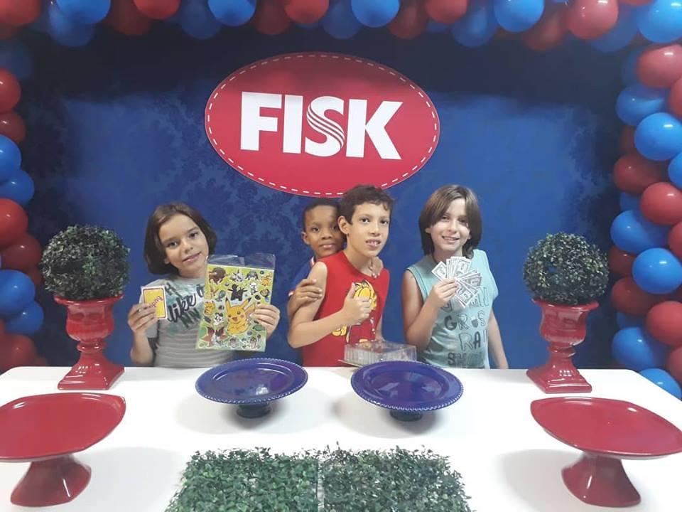 Fisk Goiânia/ GO - Fisk Dollar Day