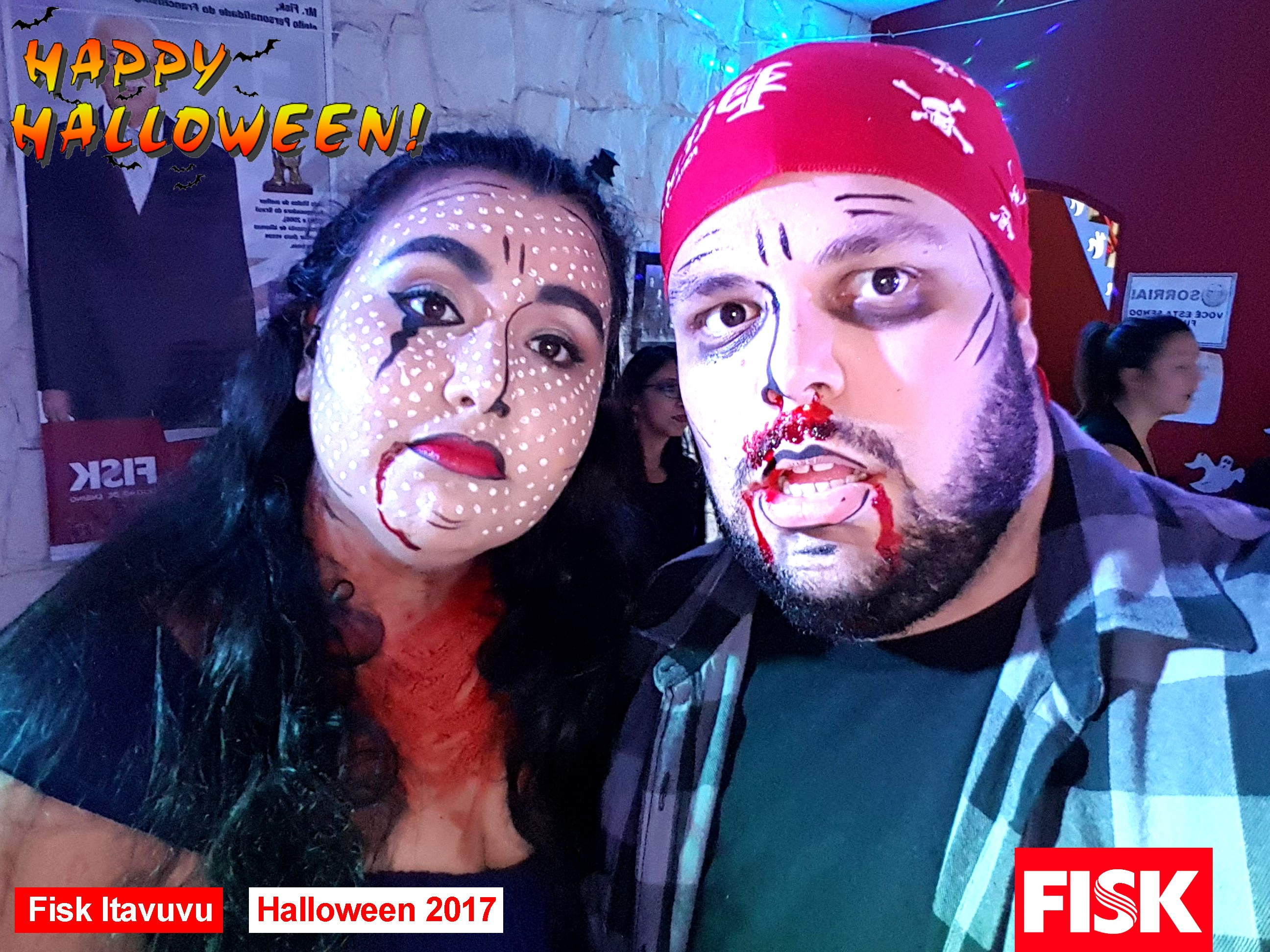 Fisk Sorocaba (Itavuvu)/SP - Halloween