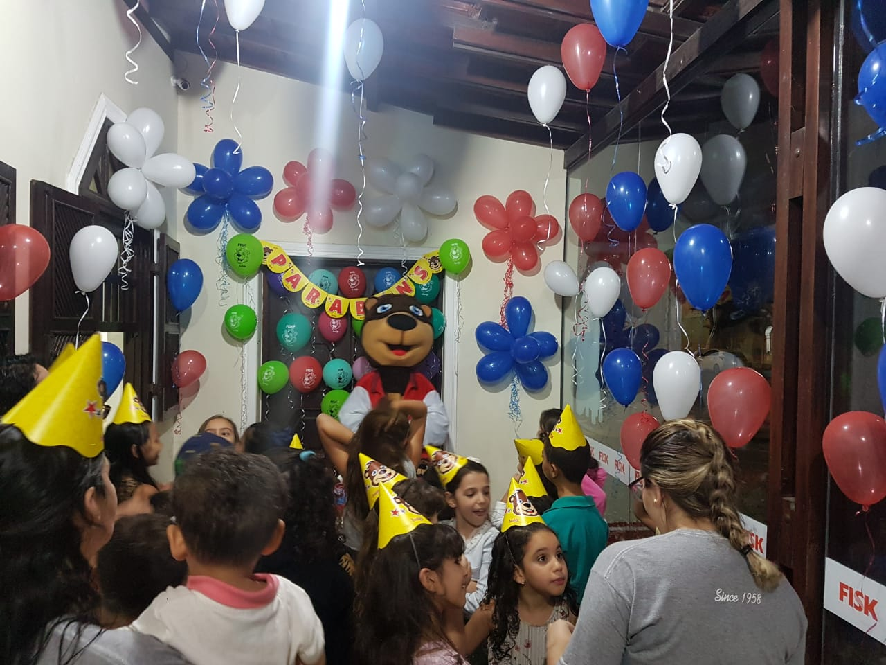 "Fisk Ipatinga/MG - Buddy""s Party"