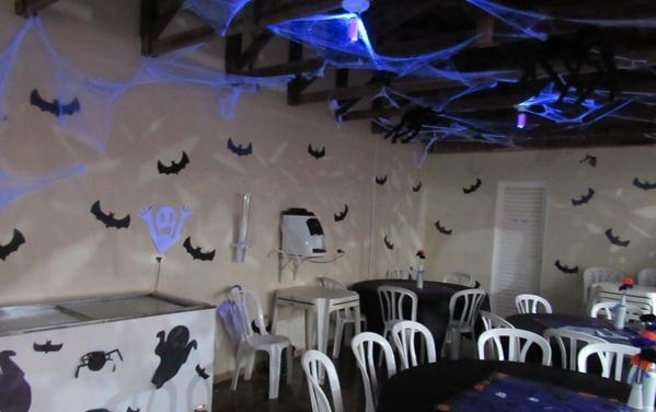 Fisk Nova Londrina/PR - Halloween Fisk