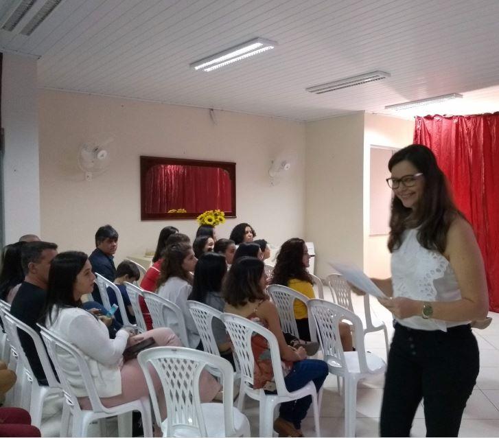 Fisk Santo Antônio de Jesus/BA - Apresentação de Projeto de Conclusão