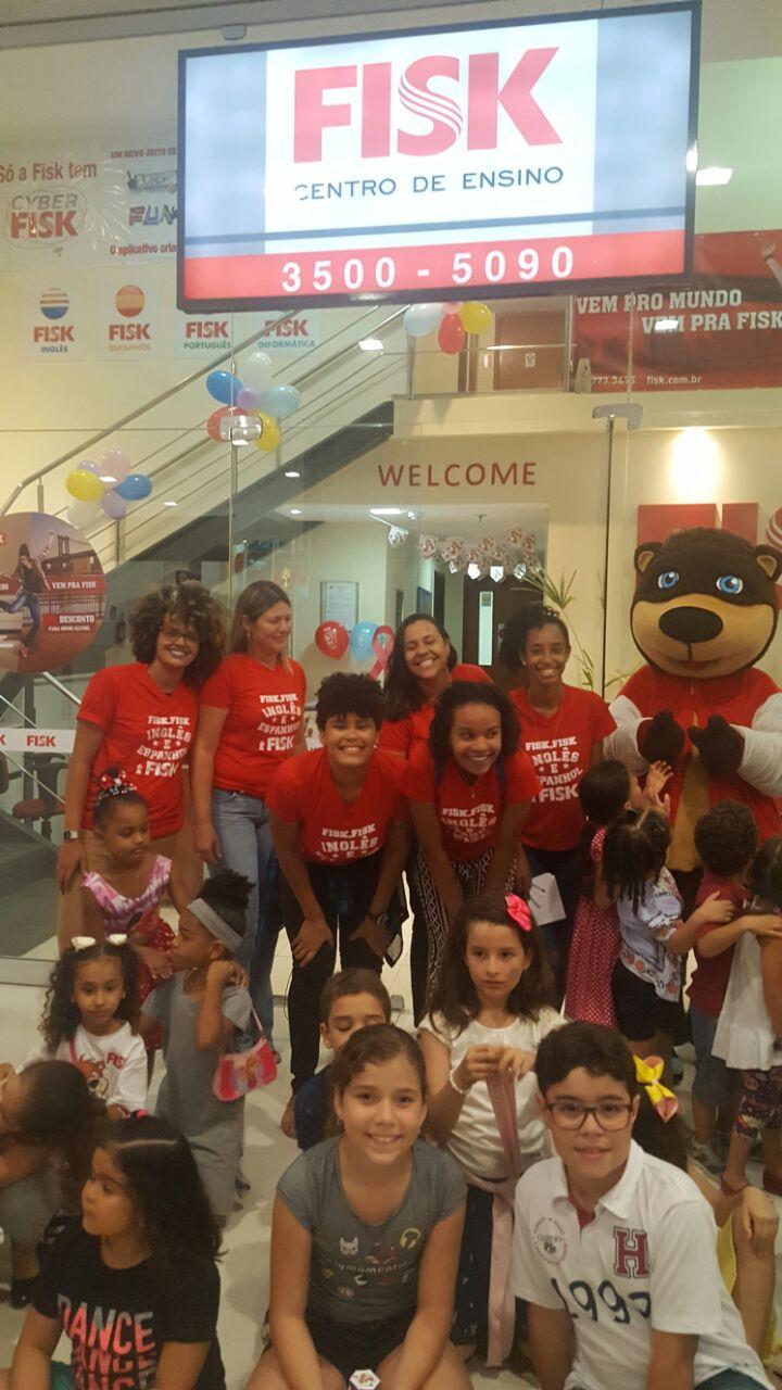 Fisk Salvador (Shopping Bela Vista)/BA - Dia das crianças