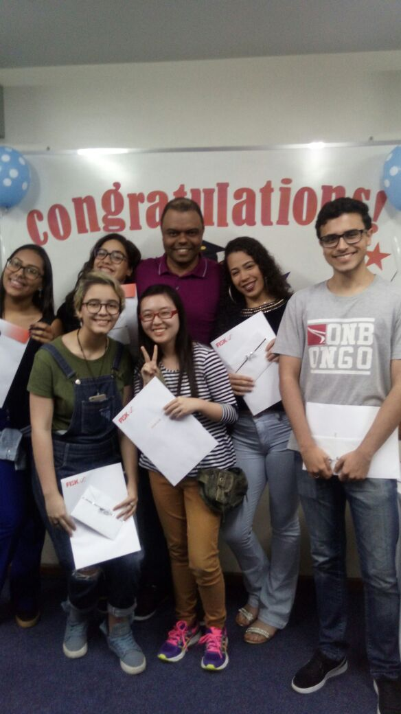 Fisk Itaquera/ SP - Graduation Party -