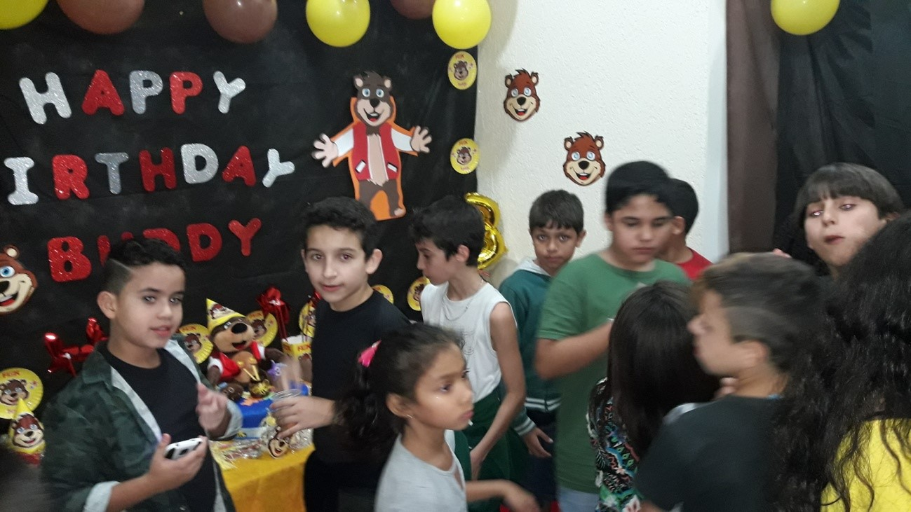 Fisk Cabo Frio/ RJ - Happy Birthday, Dear Buddy Fisk! - 2nd Fisk Game Night