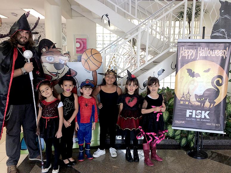 Fisk Jardim Popular SP – Halloween