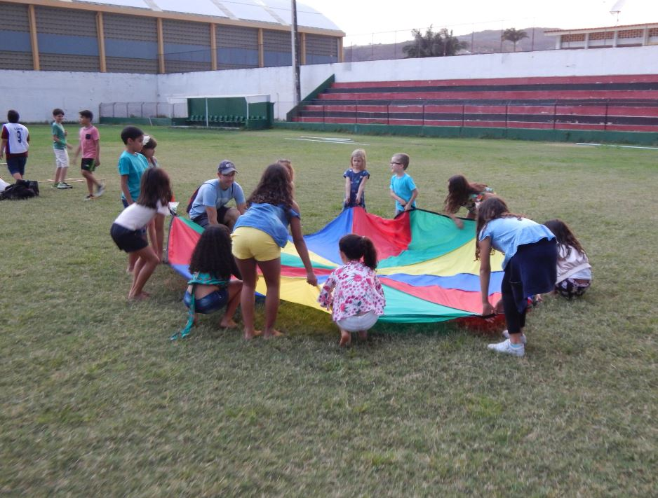 ARCOVERDE/PE - CELEBRATING CHILDREN'S DAY