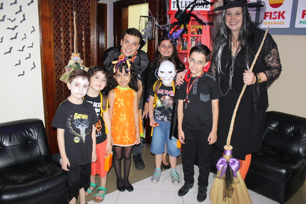 Fisk Vila Formosa - Halloween