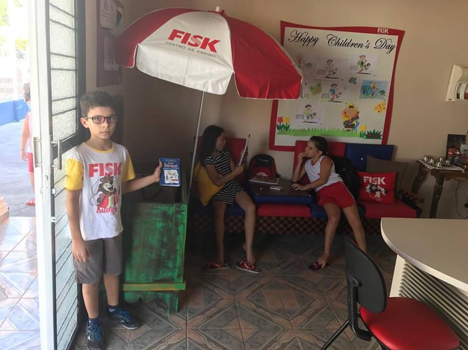 Fisk Cidade de Goiás/GO - Ação Solidária