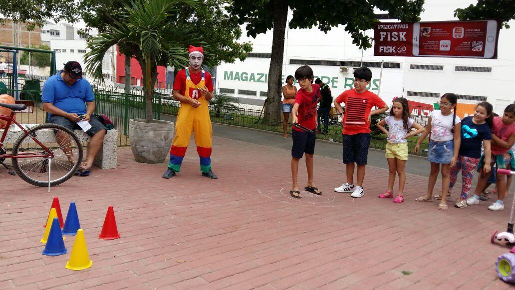 Fisk Arcoverde/PE - Passeios com os alunos