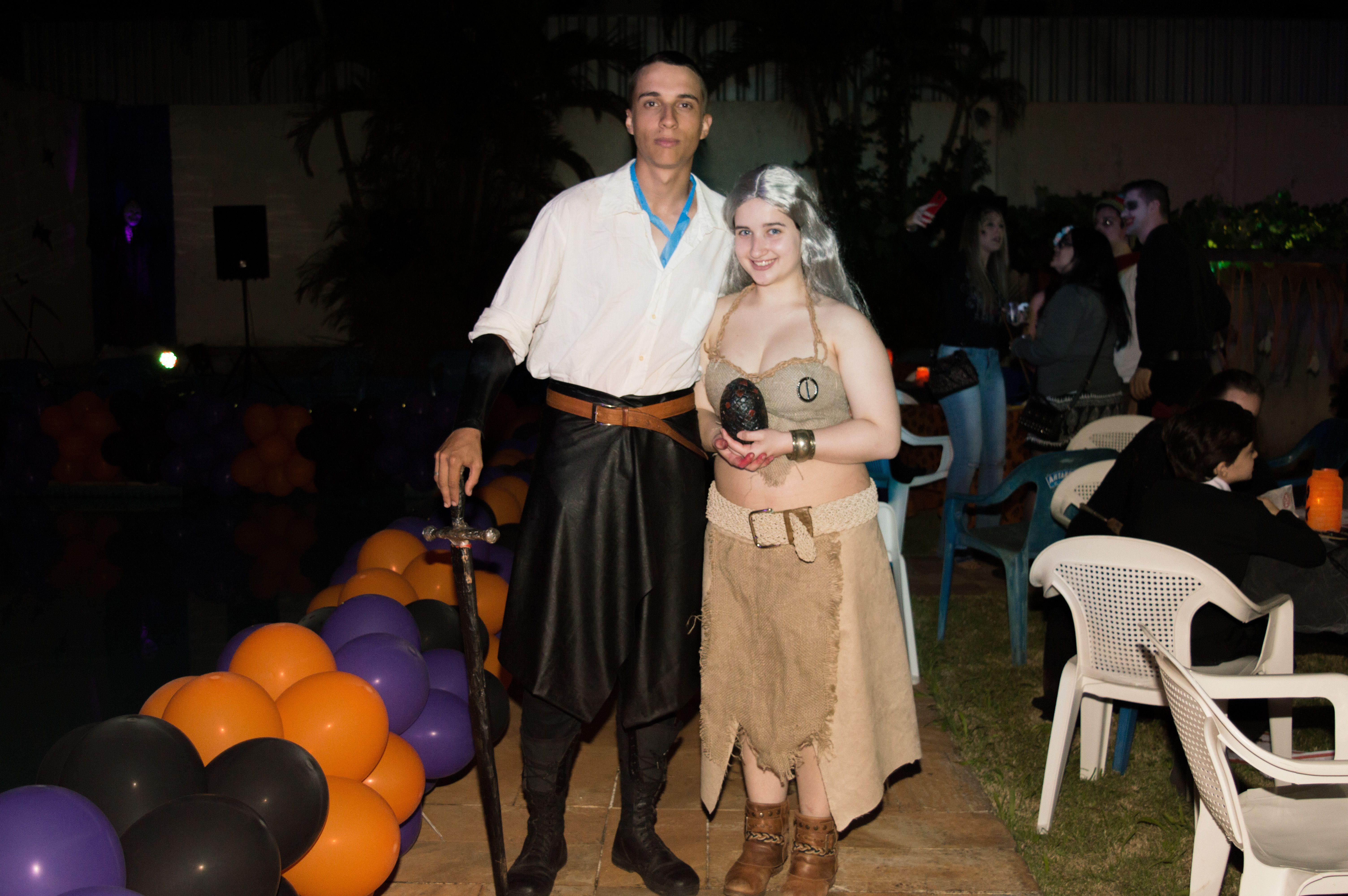 Fisk Cachoeira do Sul/ RS - Halloween