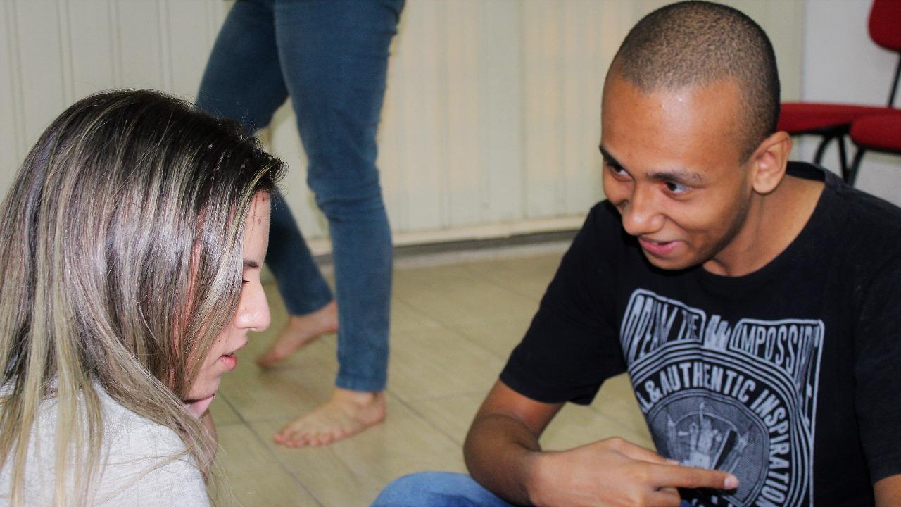 Fisk Caçapava/Taubaté - Curso de teatro aplicado à educação para professores
