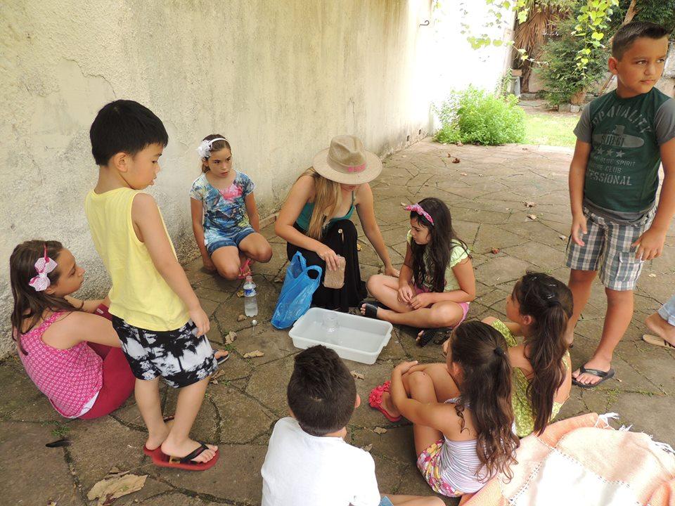 Fisk Cachoeira do Sul/RS - Colônia de férias