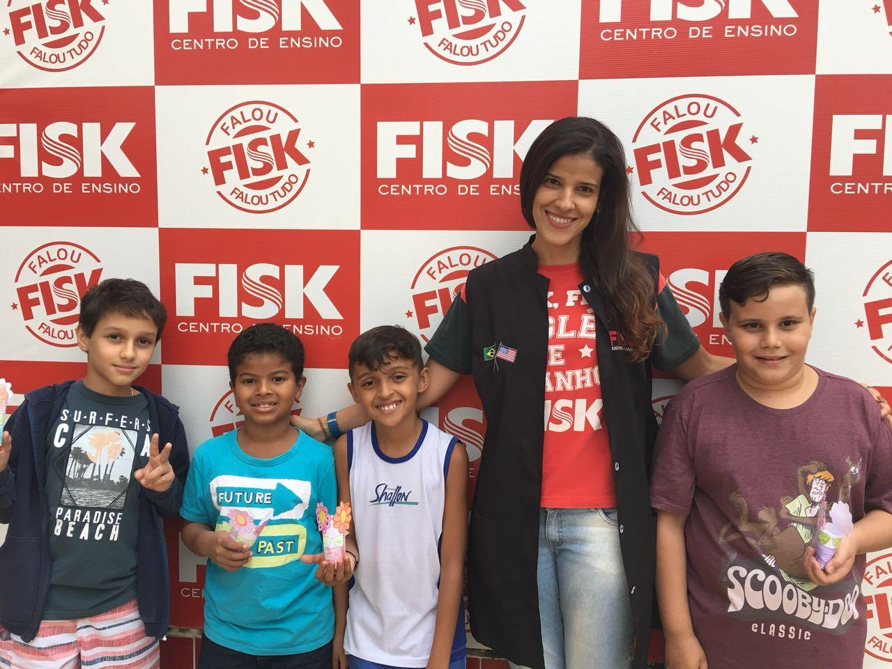 Fisk Goiânia 2/GO - Women´s Day.